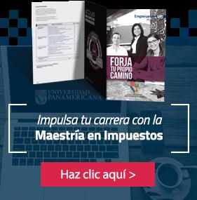 UP - Posgrado - Plan de estudio - Maestría En Impuestos