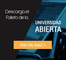 Conoce la Universidad Abierta de la UP