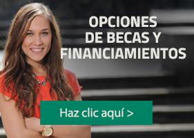 UP - Opciones de Becas y Financiemientos