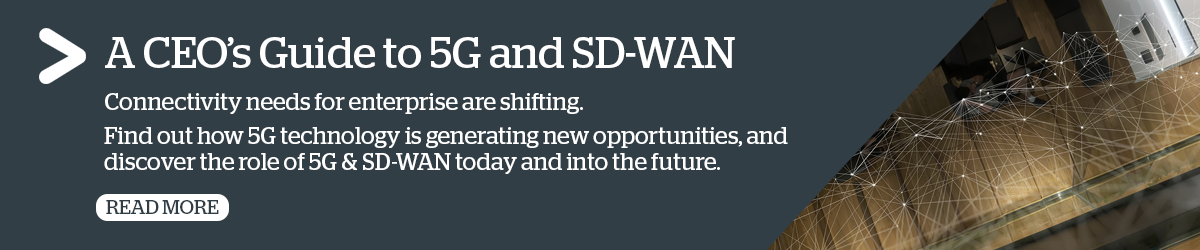 5G & SD-WAN