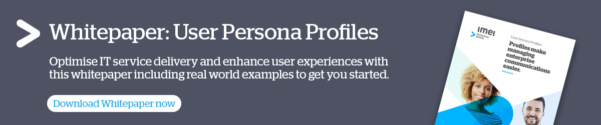 Whitepaper - User Persona Profiles