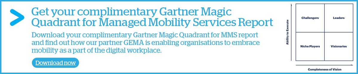 Gartner Magic Quadrant 2020 - MMS