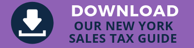 Download Our New York Sales Tax Guide