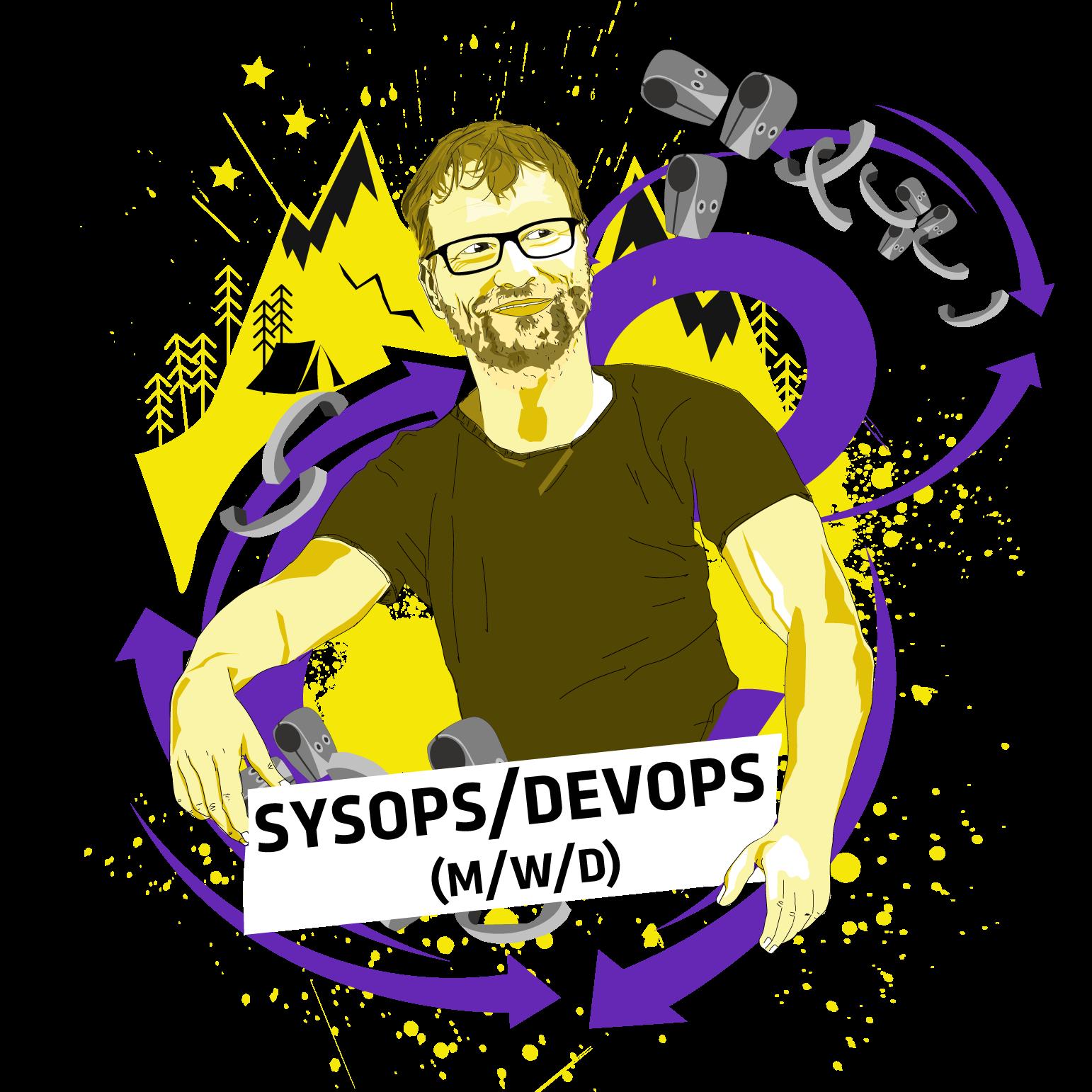 SysOps/DevOps in Göttingen gesucht