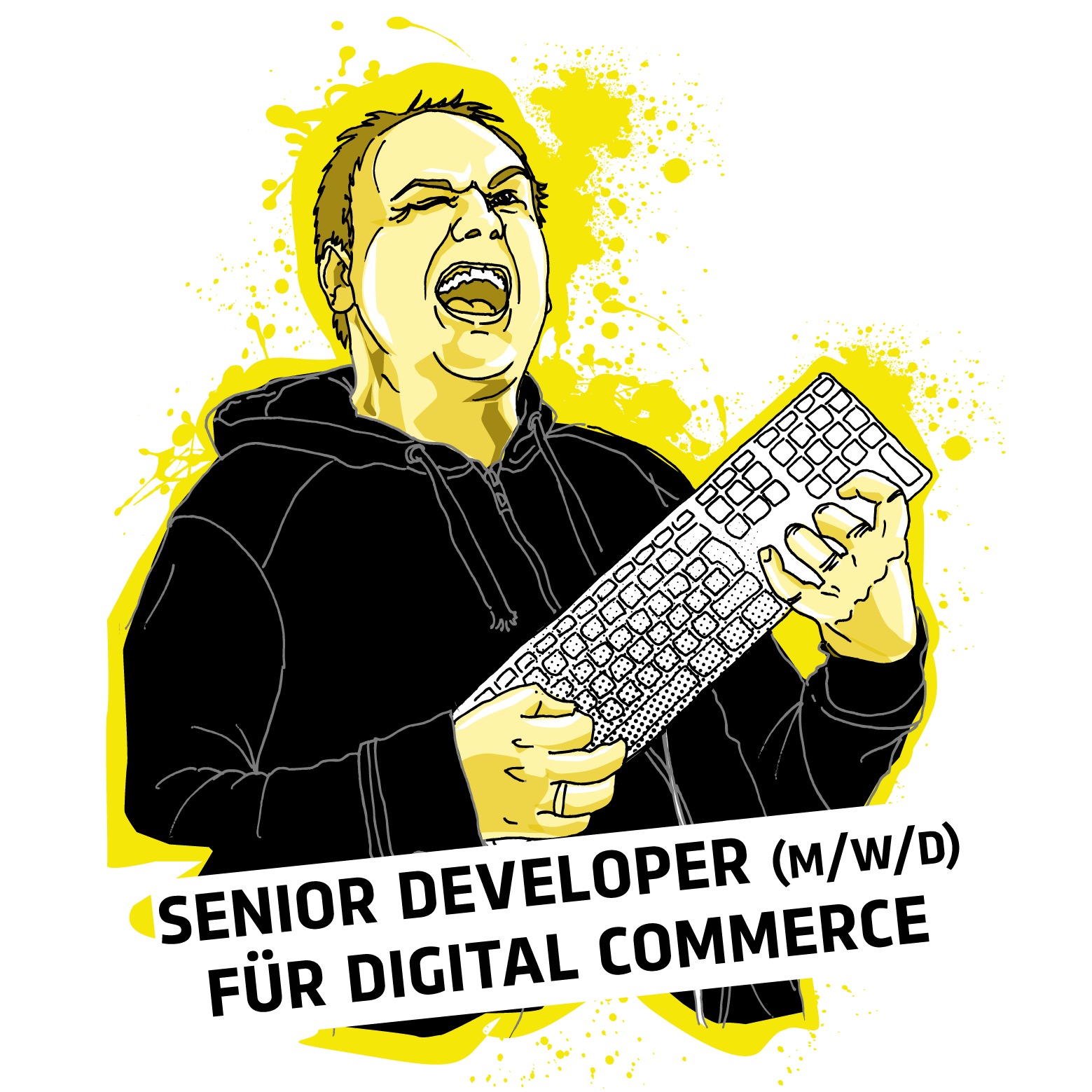 Senior Developer für Digital Commerce