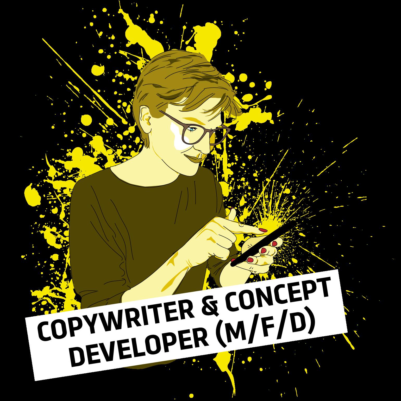 Texter/Concepter