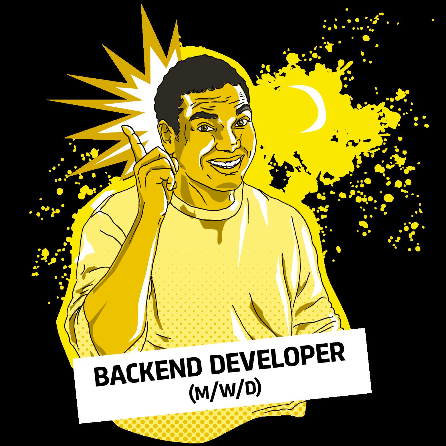 Backend Developer Blackbit