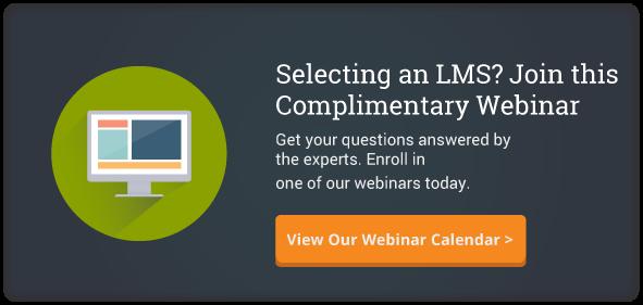 Selecting an LMS Webinar