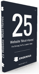 25 Website 'Must-Haves'