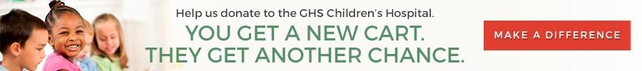 Help us donate to the GHS Children's Hospital.