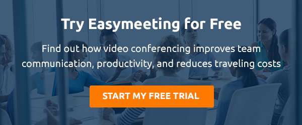 Try Easymeeting Video Conferencing for Free