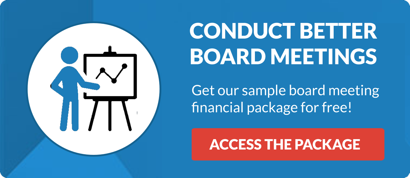 Access The Board Meeting Package