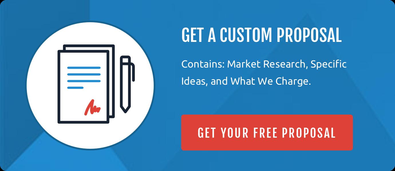 Get a Custom Proposal