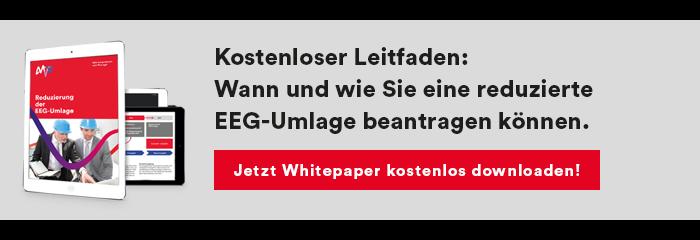 Whitepaper Reduzierung EEG Umlage PDF Download