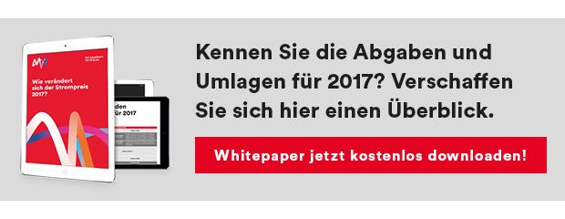 Whitepaper über Abgaben und Umlagen 2017