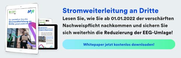 Whitepaper Stromweiterleitung an Dritte