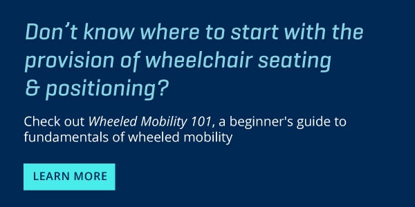 wheeled mobility 101