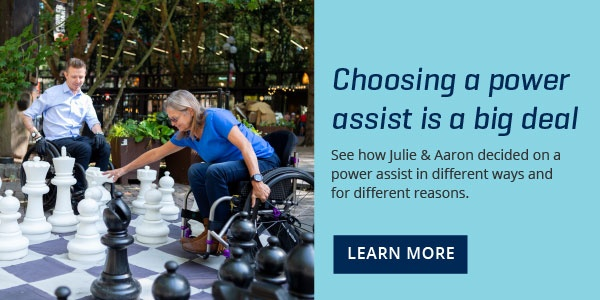 Learn more about choosing a power assist
