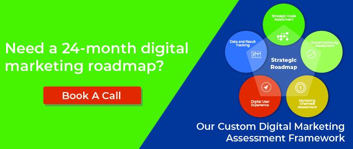 Digital Marketing Assessment Book a Call