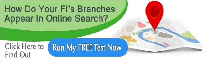 Credit Union Branch Location Tool Link