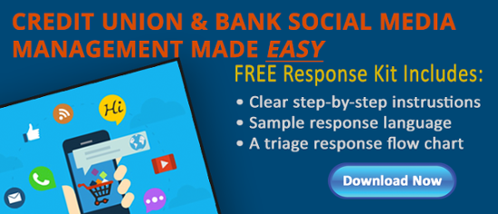 Credit Union Social Media Response Plan