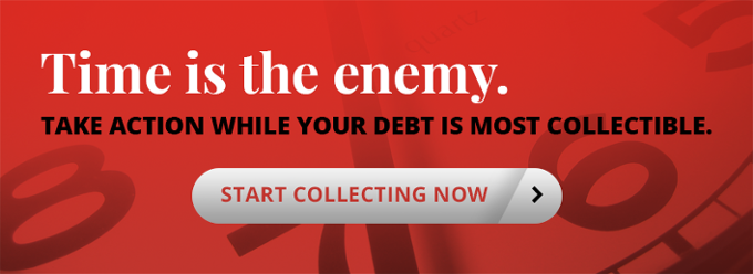 Start Collecting Debt Now