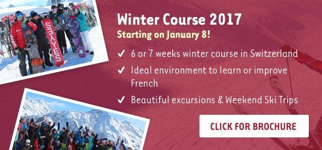 Winter School Course 2017