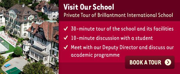 Visit our Campus - Brillantmont International School