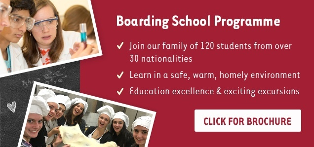 Boarding School Programme at Brillantmont International School in Switzerland