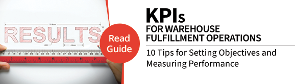 Ready to Establish Your Warehouse KPIs?  Here's 10 Tips to Help You Set Objectives and Measure Results Download our eBrochure.