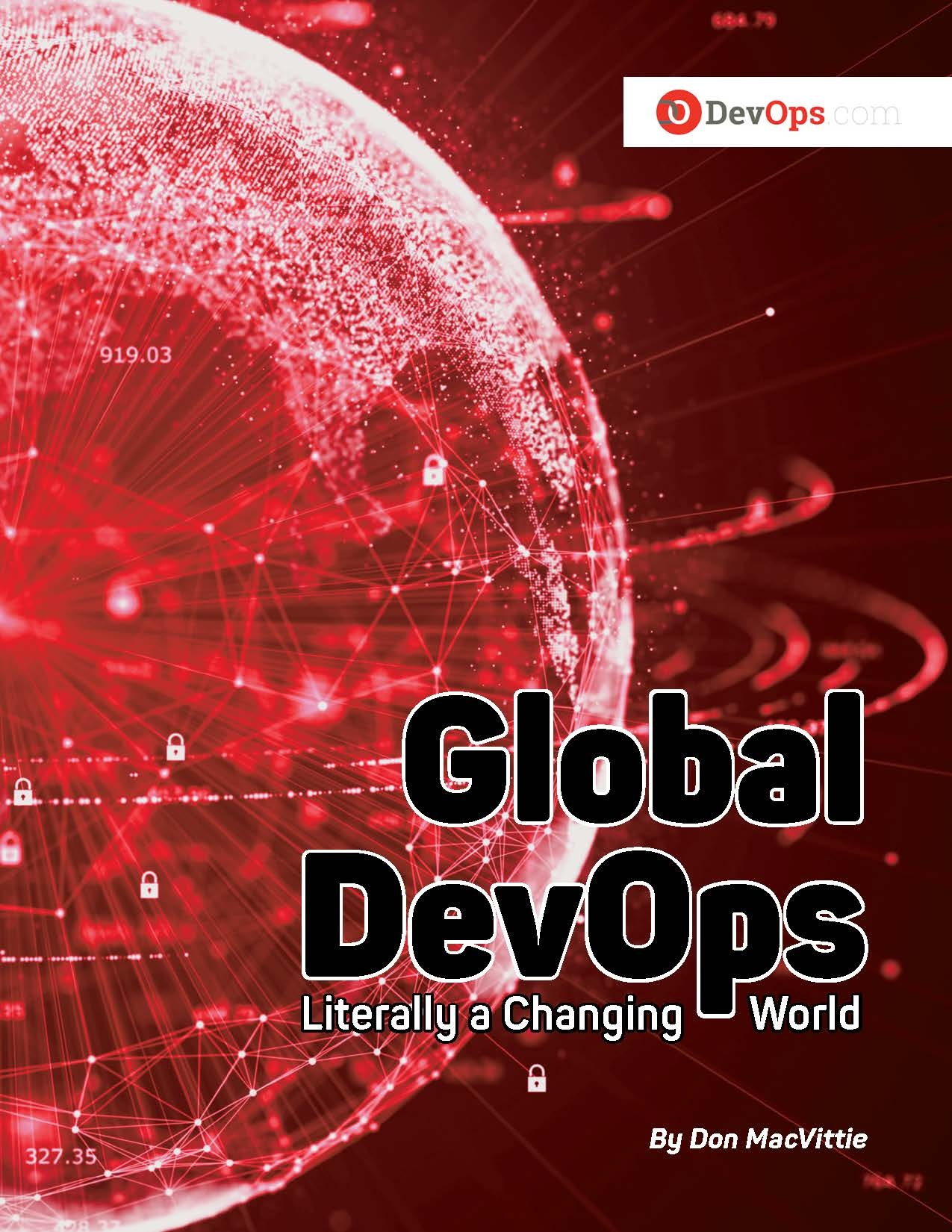Global DevOps: Literally a Changing World