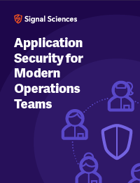 The Application Security Guide for Modern Operations Teams