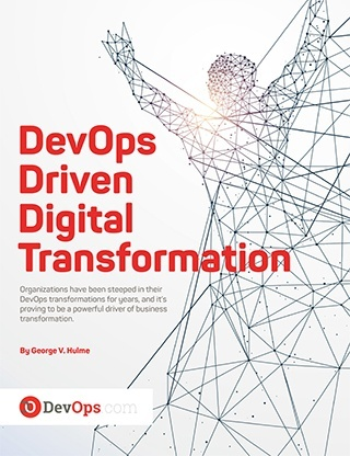 DevOps Driven Digital Transformation