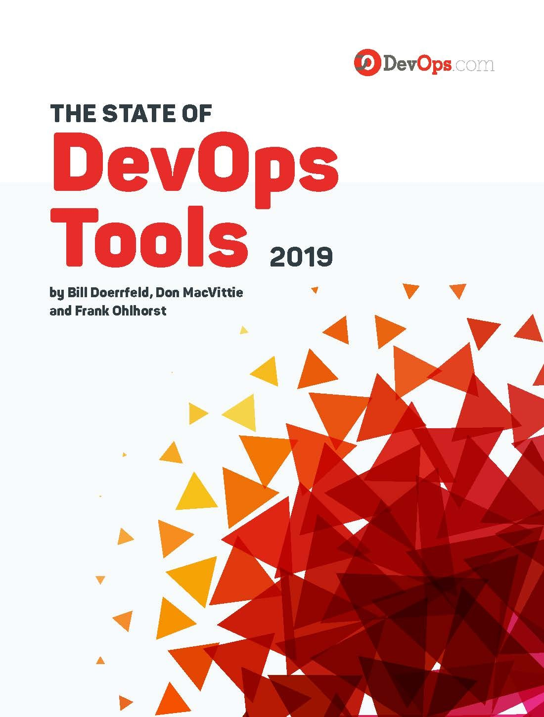 The State of DevOps Tools 2019