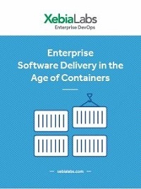 Enterprise Software Delivery in the Age of Containers