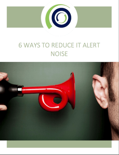 6 Ways to reduce it alert noise