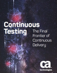 Continuous Testing: The Final Frontier of Continuous Delivery