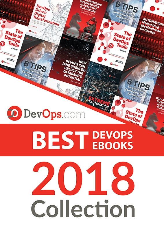 Best DevOps eBooks Collection 2018
