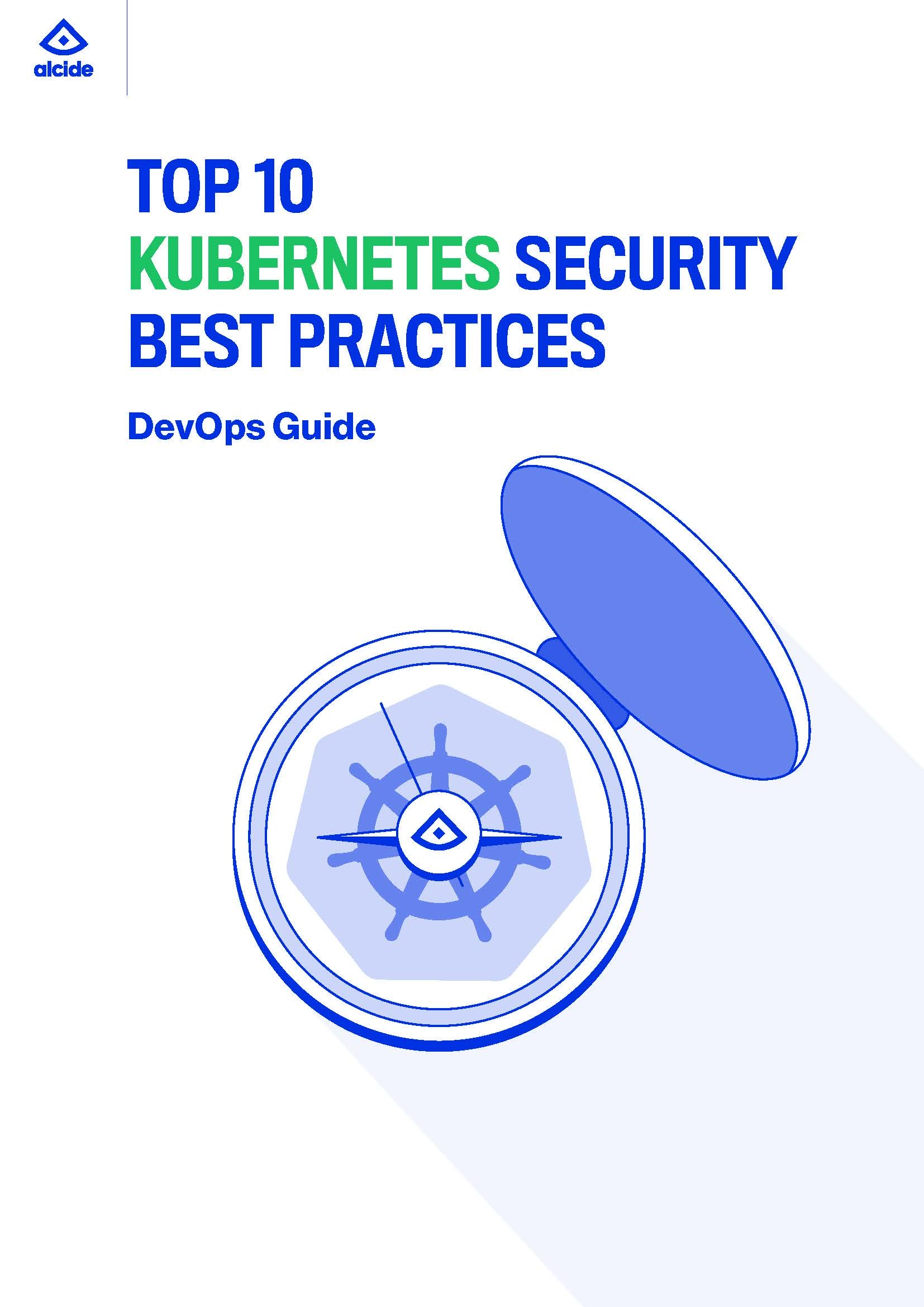 Top 10 Kubernetes Security Best Practices
