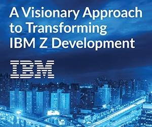 A Vistionary Approach to Transforming IBM Z Development