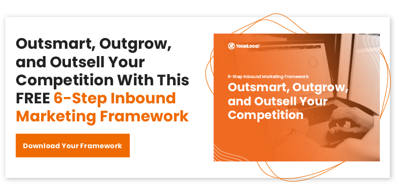 Download Free 6-Step Inbound Marketing Framework