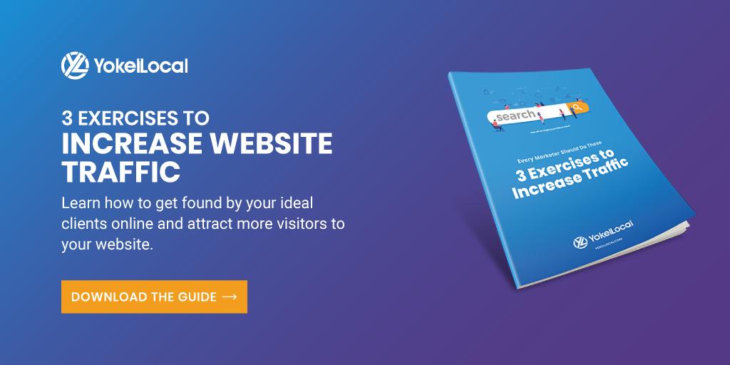 increase website traffic cta