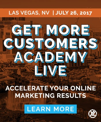 get more customers academy live