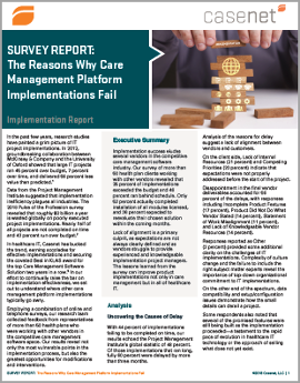 Implementation Research Study Report
