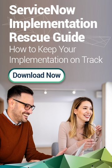 ServiceNow Implementation Rescue Guide