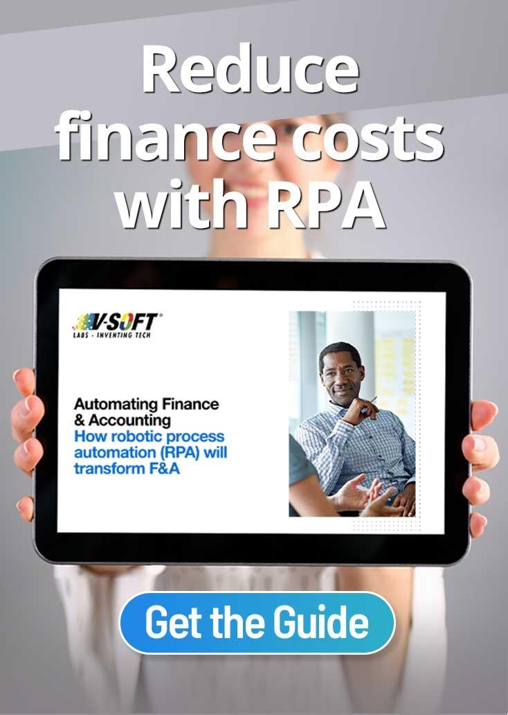 RPA in Finance