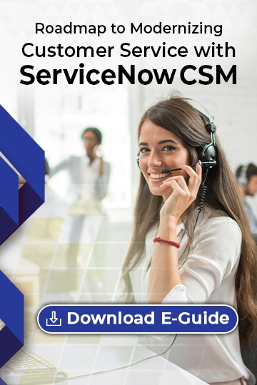 ServiceNow CSM Guide