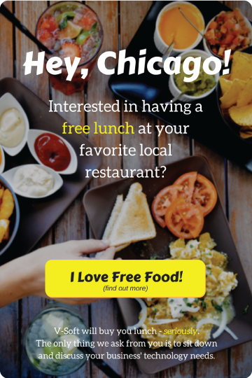 Free Lunch in Chicago