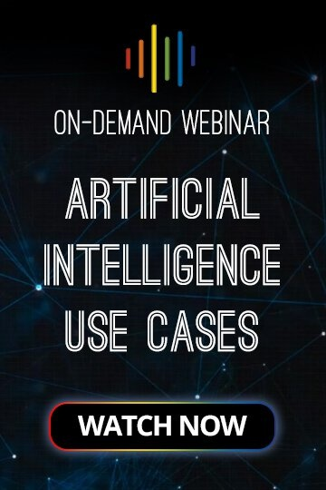 Webinar: Artificial Intelligence Use Cases