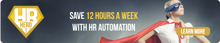 Save 12 Hours a Week With HR Automation